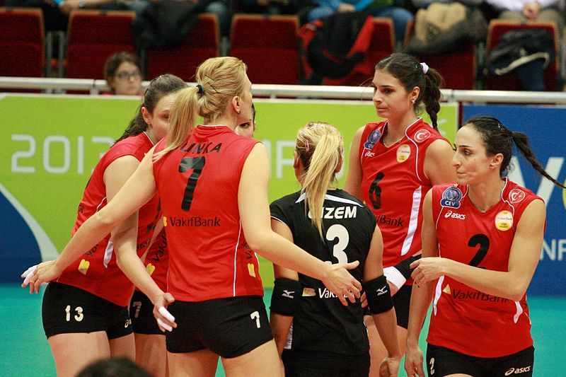 Vakifbank Remains Undefeated In Turkish League Play