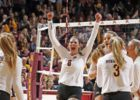 Big Ten Powerhouses Pick Up Multiple AVCA Players Of The Years