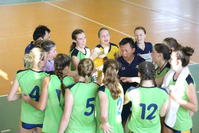 Nam Pham Appointed To Pathways Director For Volleyball Australia