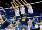#2 UCLA Downs UC San Diego In Three Set Sweep